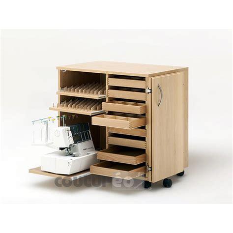 meuble n 176 40 de rangement fils et machine rauschenberger