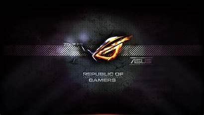 Rog Asus Gamers Republic Games Wallpapers Desktop