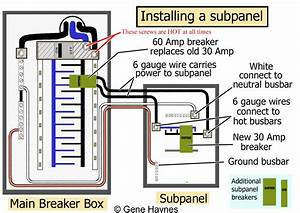Solar Panel Box Wiring Diagram