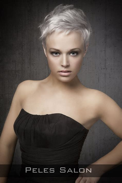 flattering short hairstyles   faces