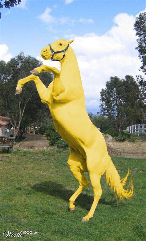 horses blind horse