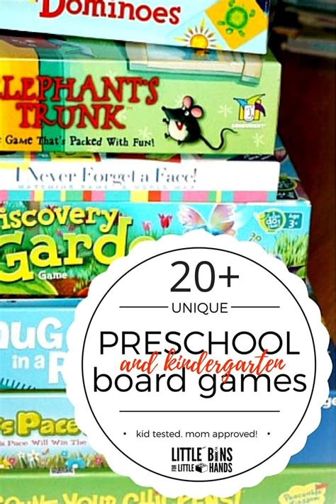 preschool board for favorite ages 3 8 626 | Best Preschool Board Games for Ages 3 8 Also Includes Kindergarten Board Games 2