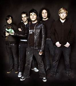 my chemical romance - My Chemical Romance Photo (24783503 ...