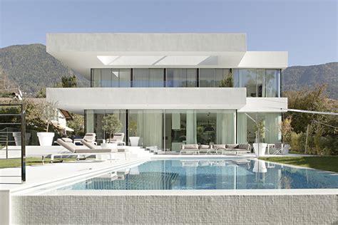 gallery  house  monovolume architecture design