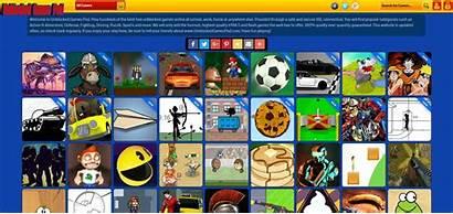 Games Unblocked Play Playing Website Websites Choose