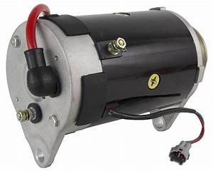 Yamaha Golf Cart Starter Generator Wiring Diagram
