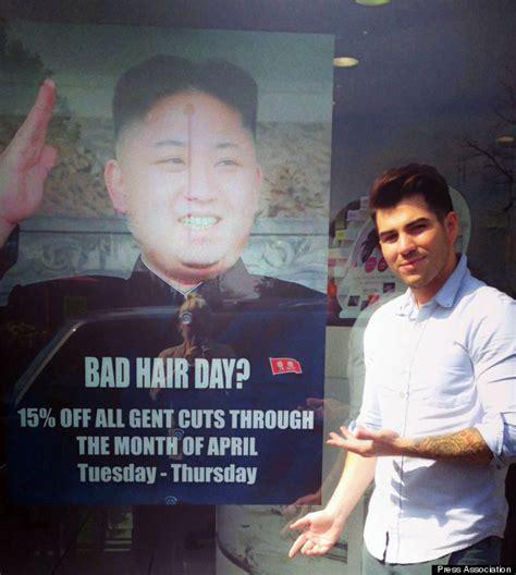 north korean embassy    hairdresser  remove