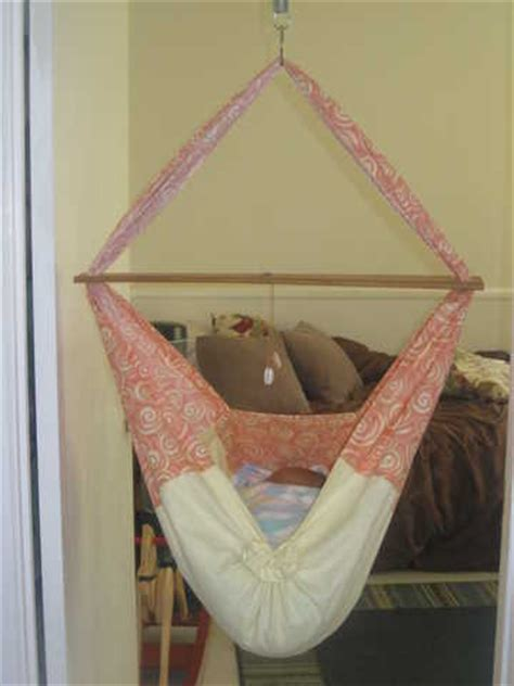 Special Delivery Hammock by Special Delivery Baby Hammock New Nature Borne 90