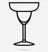 Margarita Glass Clipart Coloring Icon Clip Pinclipart Pages Report Library sketch template