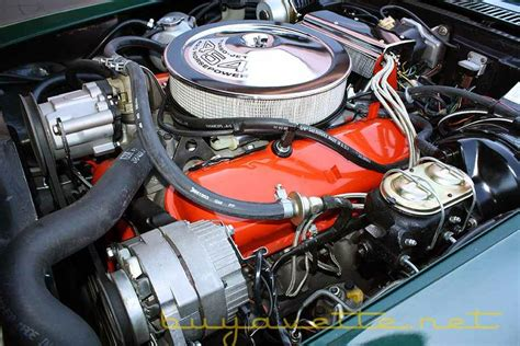 collector car corner solving  chevy ls  engine