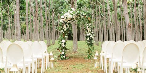 Decorating Backyard Wedding by 35 Outdoor Wedding Ideas Decorations For A Outside
