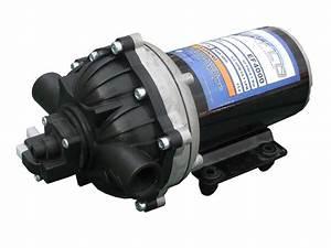 New Rv    Marine 12 Volt Dc    12 V Demand Fresh Water