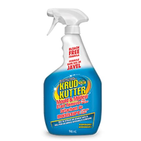 mould mildew stain remover product page