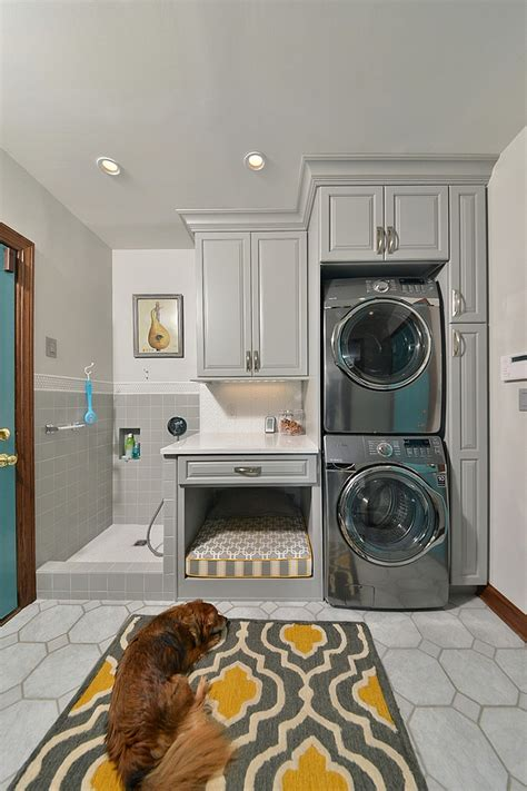 space saving multipurpose laundry rooms