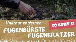Garten Und Freizeit De : unkraut entfernen mit dem fugenkratzer und der f genb rste ~ A.2002-acura-tl-radio.info Haus und Dekorationen