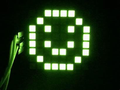 Led Matrix Pixel Square Adafruit Particle Photon