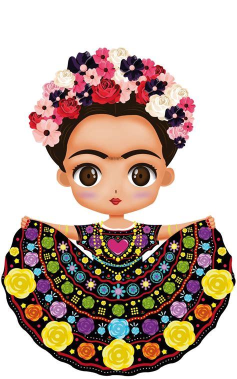 Pin de LU Sam en Frida Frida kahlo caricatura Imagenes
