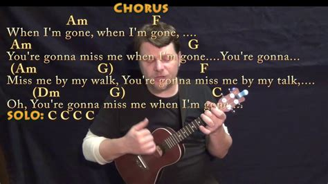 Cups (pitch Perfect's When I'm Gone) Ukulele Cover Lesson