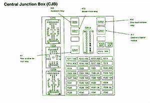 2004 Mercury Sable Ls Fuse Box Diagram