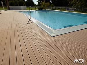 Bois Pour Terrasse Piscine : photos de terrasses wex piveteau bois ~ Edinachiropracticcenter.com Idées de Décoration