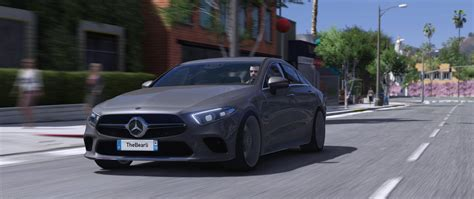 Mercedes Benz 2019 : Mercedes-benz Cls 2019 [replace] 1.2