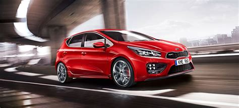 kia cerato gt warm hatch  benefit    program