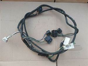 Renault Megane 2006 Workshop Wiring Harness