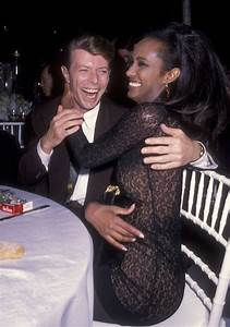 David Bowie and Iman's teenage daughter is strikingly ...