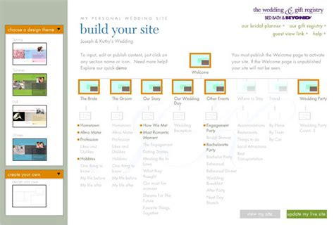 registry toolkit hints bed bath beyond