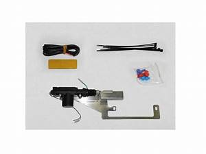 Tailgate Lock System For Oe Remote Vw Amarok 10