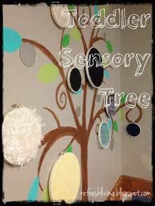 Toddler Sensory Wall