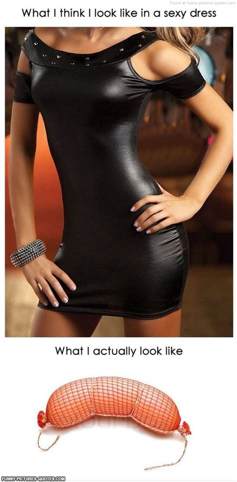 hot dress quotes sexy dress expectation vs reality funny pictures and