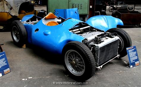This is a list of prototype vehicles created by bugatti that never reached full production. Bugatti Type 251 1955 on MotoImg.com