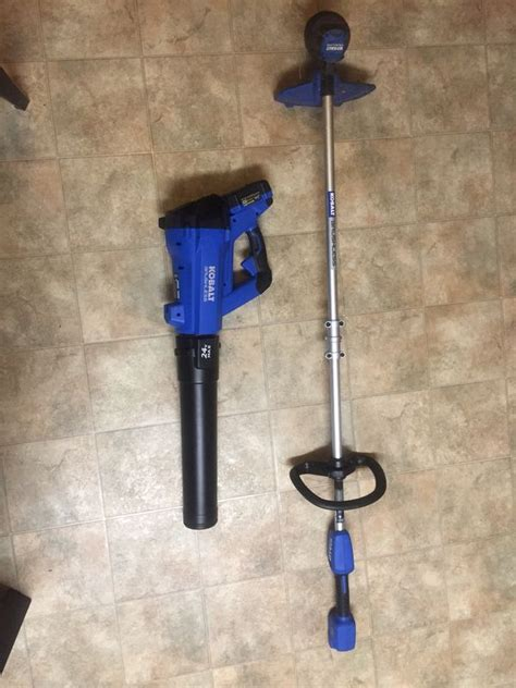 Black+decker lst300 weed whacker (best lightweight weed eater). Electric Kobalt Weed Eater and Blower Set for Sale in Lexington, KY - OfferUp