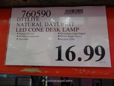 ultrabrite led desk l costco led desk l costco 28 images sylvania monavi led desk l