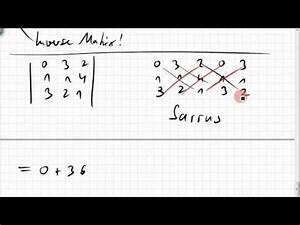 Inverse Matrix Berechnen Mit Rechenweg : vote no on 06a 3 inverse matrix eines matrixprodukts ~ Themetempest.com Abrechnung