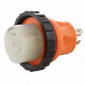Ac Works Rv   Marine Generator Adapter 4