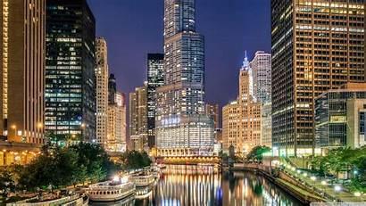 Chicago Illinois 4k Desktop 1440p Wallpapers Ultra