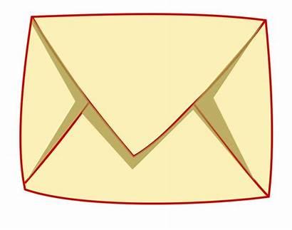 Envelope Clipart Clip Letter Paper Construction Enveloppe