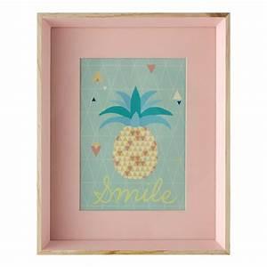 Ananas Maison Du Monde : cadre photo rose 22 x 27 cm alix maisons du monde pineapple ananas pinterest photo ~ Teatrodelosmanantiales.com Idées de Décoration