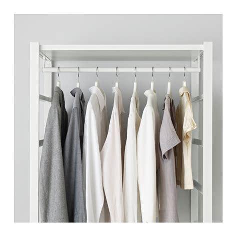 laundry room bathroom ideas elvarli clothes rail white 80 cm ikea