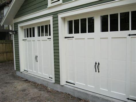garage door images craftsman style garage doors homesfeed