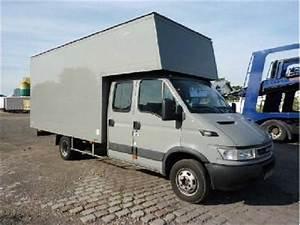 Iveco Daily 20m3 : camion iveco 35c14 hpi 20m3 petite annonce auto vente iveco daily ~ Gottalentnigeria.com Avis de Voitures