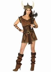Women's Viking Costume