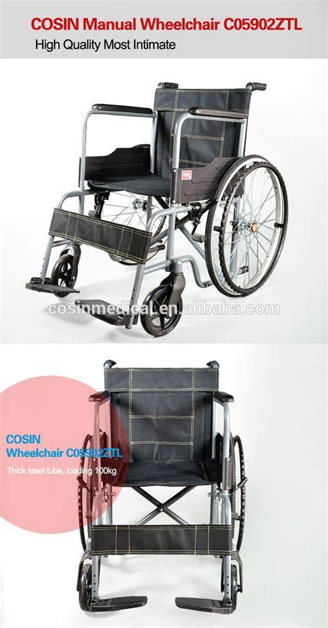 pas cher prix pliant en acier fauteuil roulant manuel 809 id de produit 60419449857