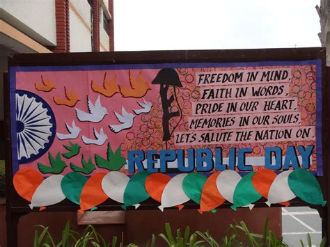 School Decoration Ideas For Independence Day