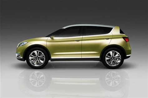 2013 Suzuki S-cross Concept Image. Photo 3 Of 17
