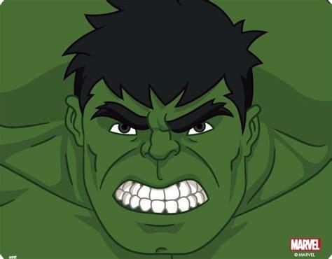 Resultado de imagen para cara del increible hulk para