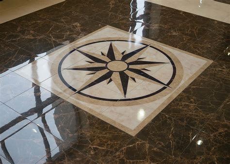 medallion floor floor medallions images in tile usa