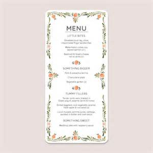 wedding registry in invitation mexican menu printable paper pinwheel